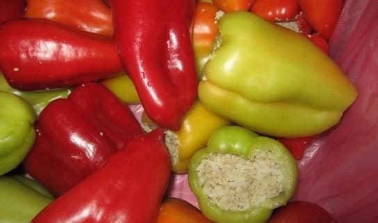 Заморозить перец на зиму рецепты с фото